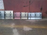 Ковка на забор  (профнастила,деревянного и.т.д)