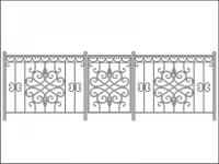 Оградки,ограждения кованые и сварные